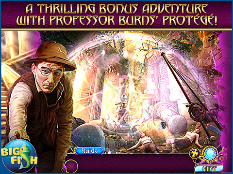 Amaranthine Voyage: The Shadow of Torment HD - A Magical Hidden Object Adventure screenshot 4