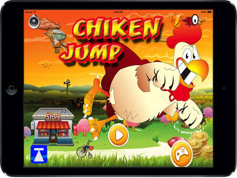 Brave chicken Pro : History of fantasy farm screenshot 5