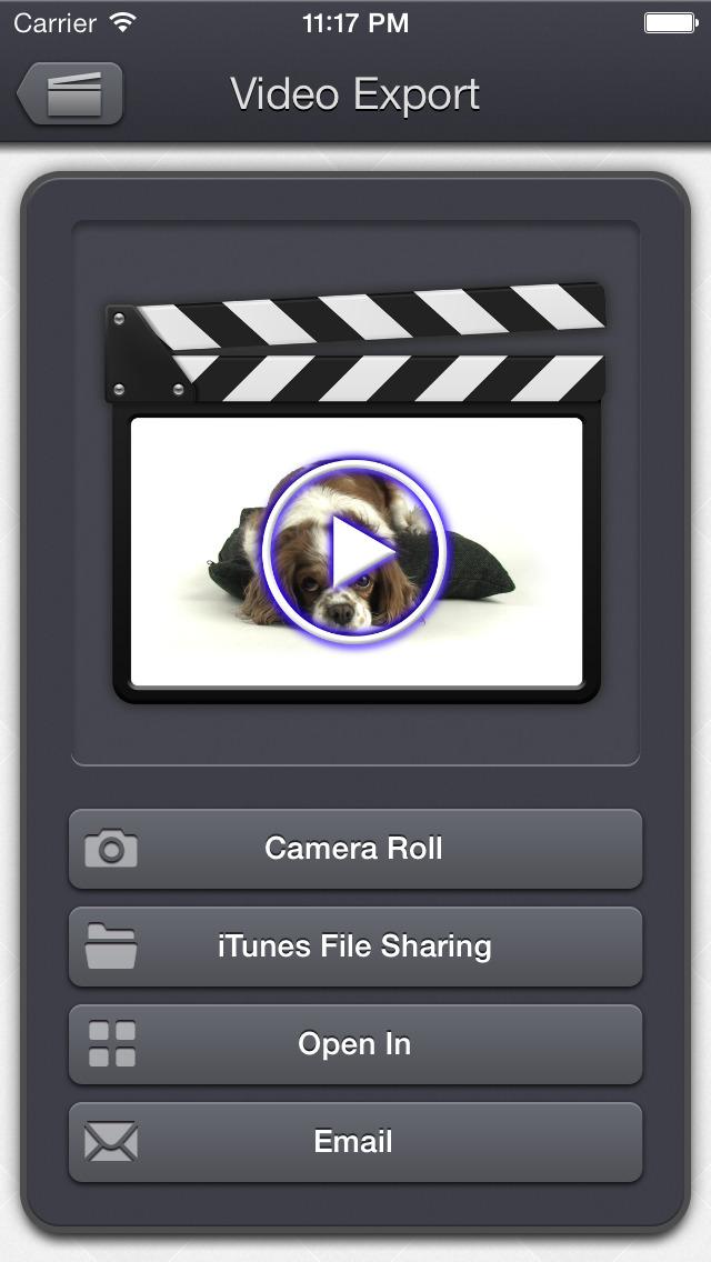 Video Audio Remover - HD screenshot 2