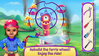 Baby Heroes Amusement Park screenshot 5