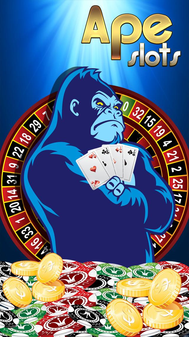 Ape Slots Pro screenshot 1