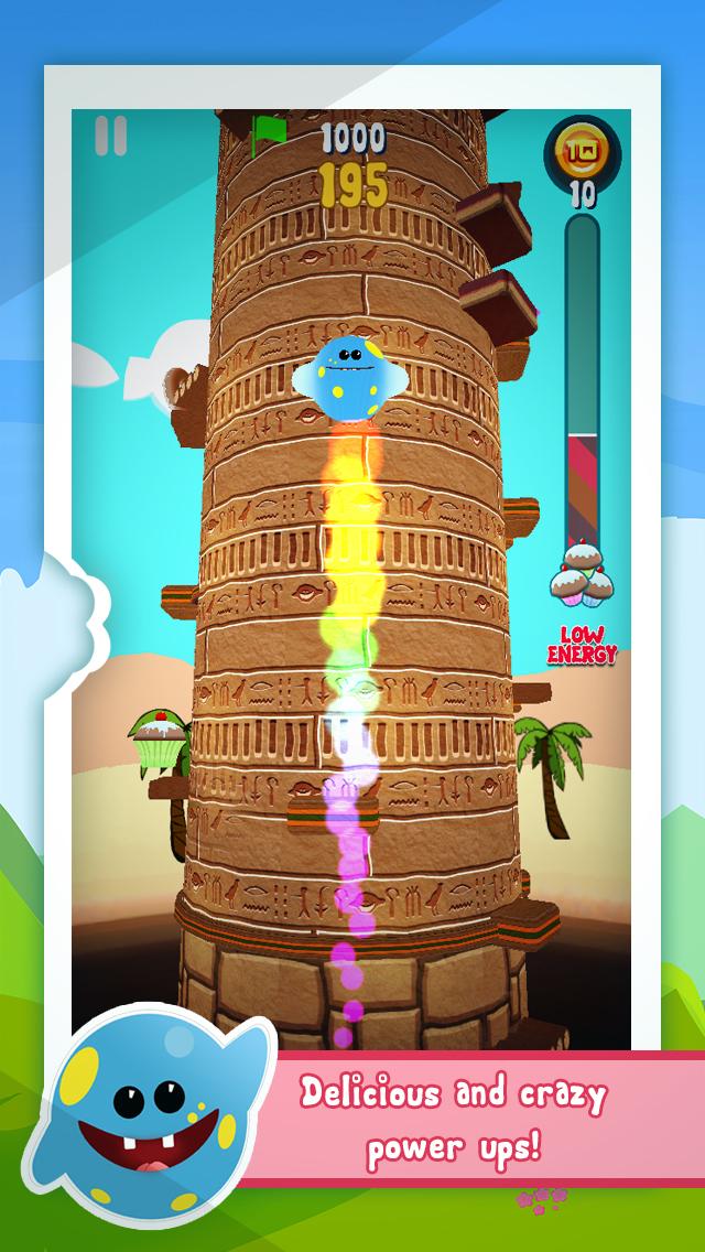 Tasty Tower: Squishy's Revenge screenshot 2