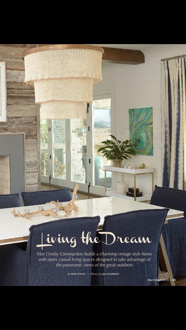 Charleston Living Magazine screenshot 5