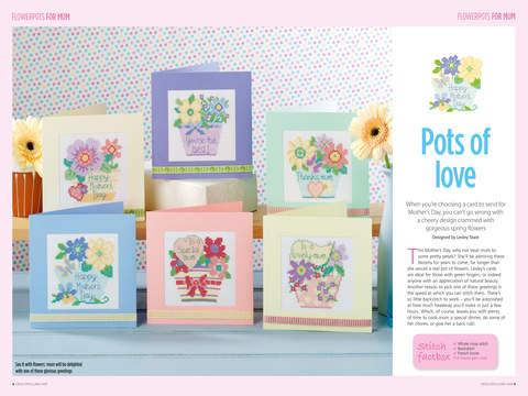 Cross Stitch Card Shop – how to cross stitch cards, cross stitch patterns, cross stitch embroidery screenshot 7