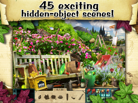 100% Hidden Objects 2 screenshot 3