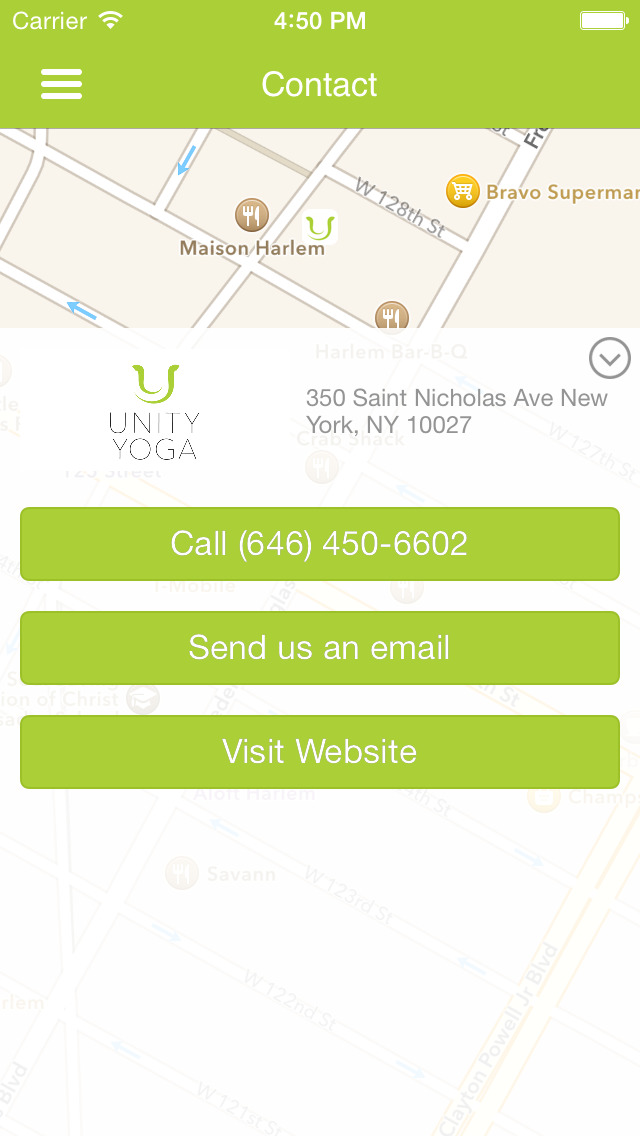 Unity Yoga screenshot #5