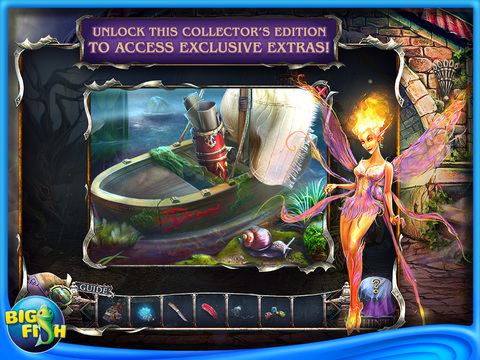 Bridge to Another World: Burnt Dreams HD - Hidden Objects, Adventure & Mystery screenshot 4