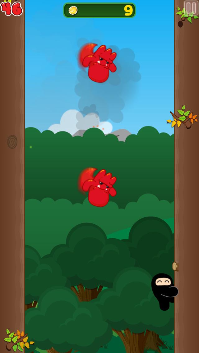 Ninjatown: Trees Of Doom! screenshot #2