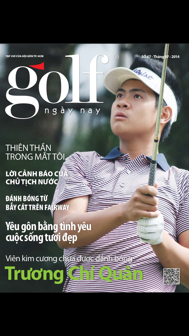 Golf Ngày Nay screenshot 1