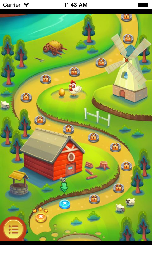 Fruita Swipe Free Game screenshot 4