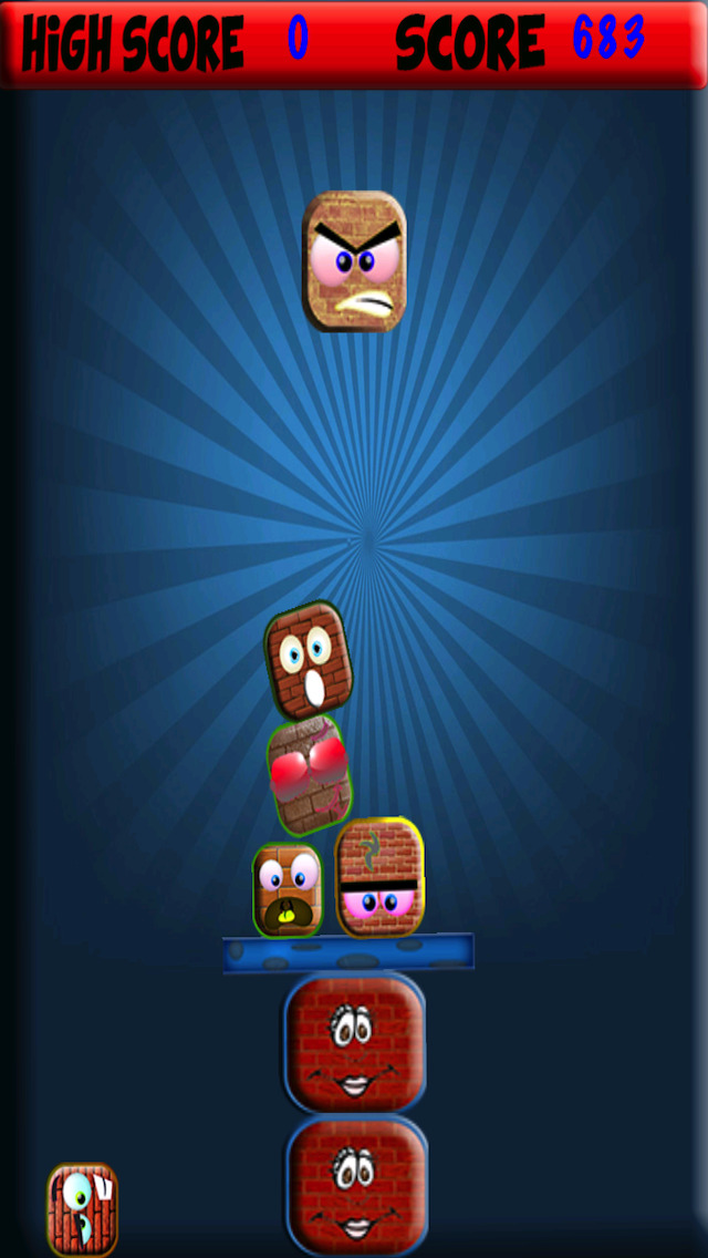 Free Game Brick Builder Stack Em Up screenshot 4