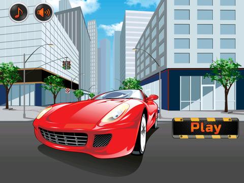Big Auto Racing vs Grand Traffic screenshot 4