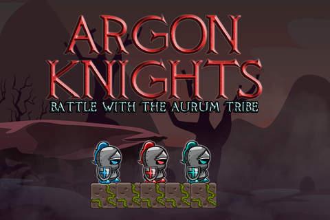 Argon Knights – Medieval Battle with the Dark Auru - náhled