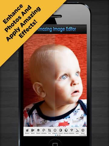 Image FX - The Photo & Selfie Image Editor screenshot 8