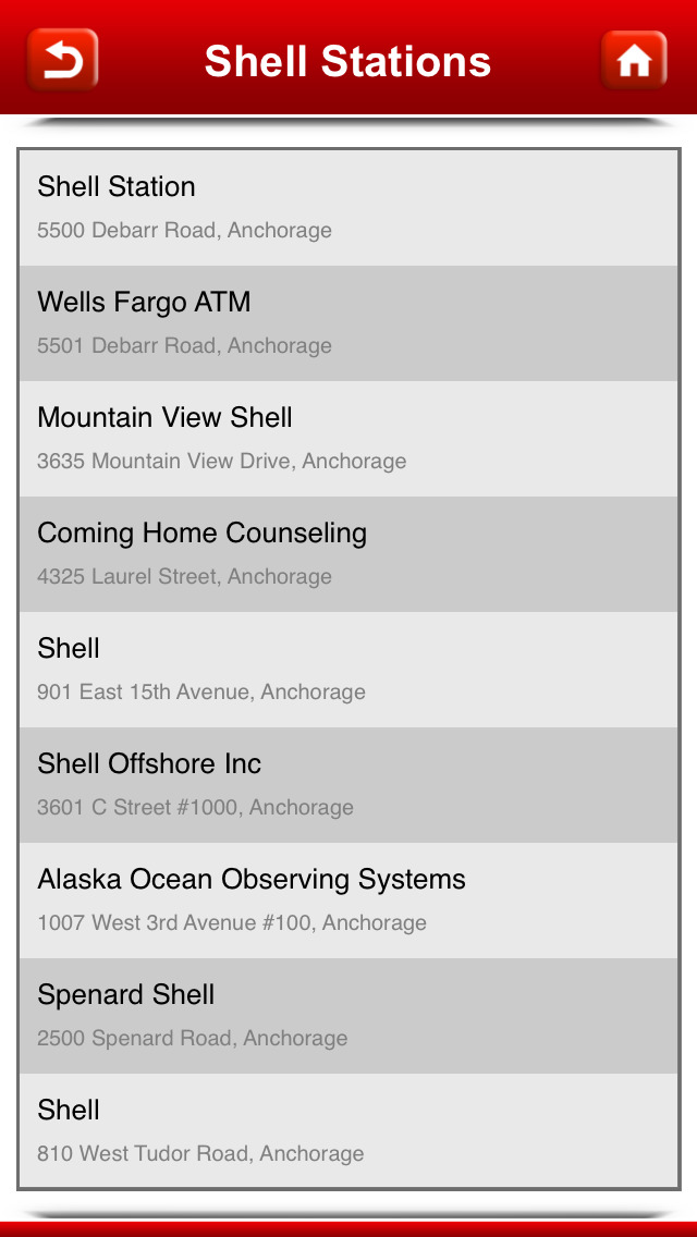 Best App for Shell Stations USA & Canada screenshot 5