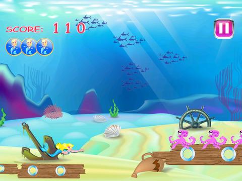 Mermaid Sea Runner screenshot 4
