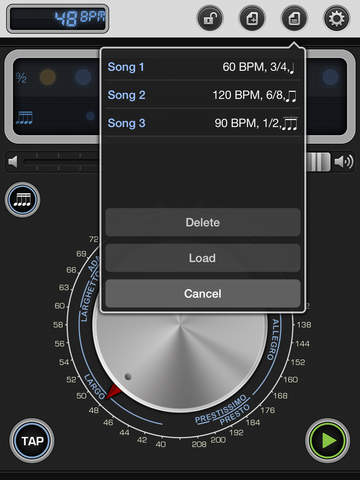 Metronome 9th: Pro Instrument for Music Practice screenshot 9
