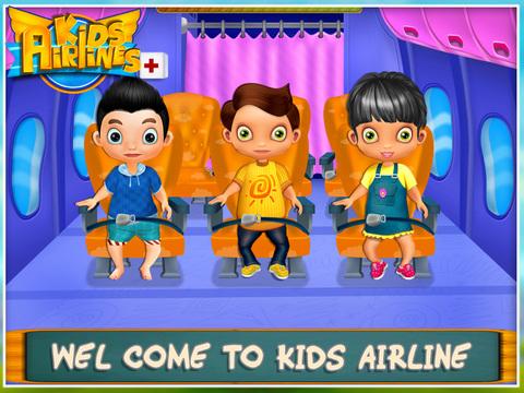 Kids Airline screenshot 6