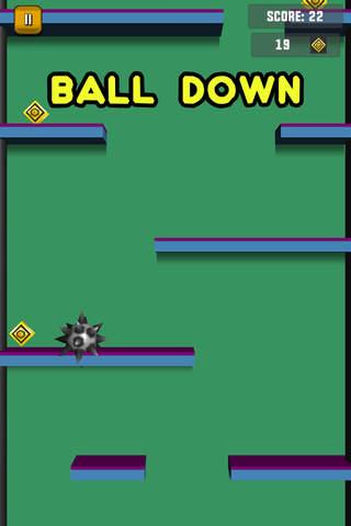 Ball Down 3D - náhled