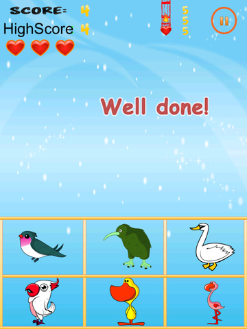 American Bird Match Free Game screenshot 7