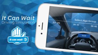 It Can Wait Driving Simulation screenshot 1