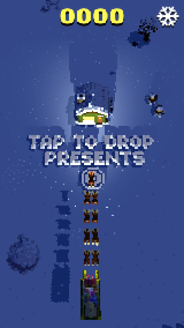 Santa Drop - Free screenshot 3