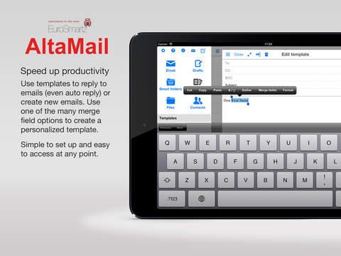 AltaMail screenshot 9