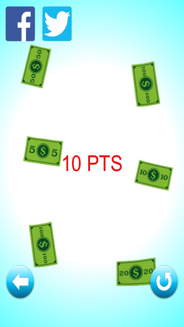 Be a rich man - pick up money on the road free screenshot 2