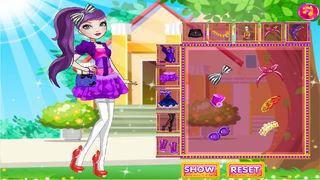 Poppy O'hair Dress Up screenshot 3