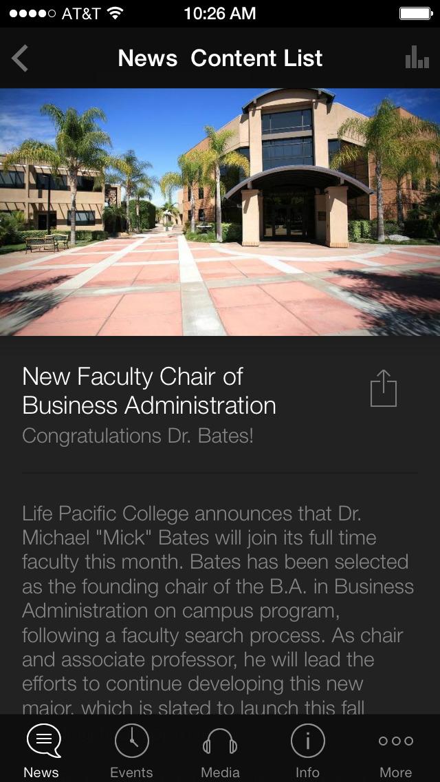 Life Pacific College screenshot 2