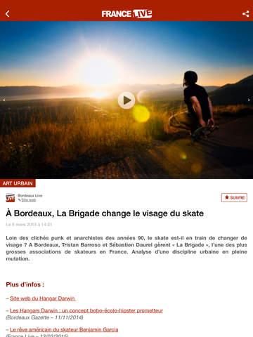 France Live : ceux qui font bouger les villes screenshot 9