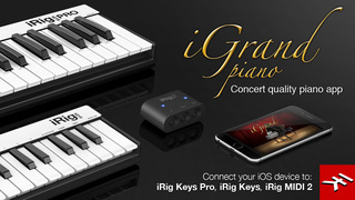 iGrand Piano FREE screenshot 2