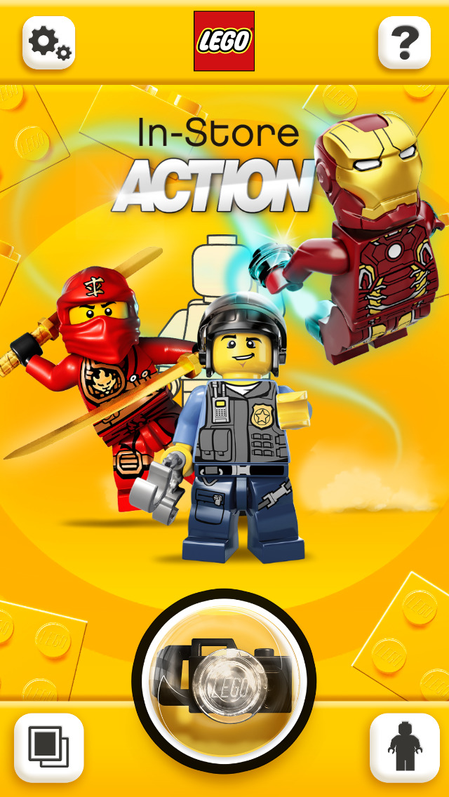 LEGO® In-Store Action screenshot #1