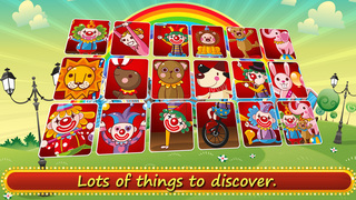 All Clowns in the toca circus - Free app for children screenshot 2