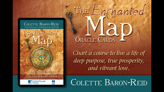 The Enchanted Map Oracle Cards - Colette Baron-Reid screenshot 1