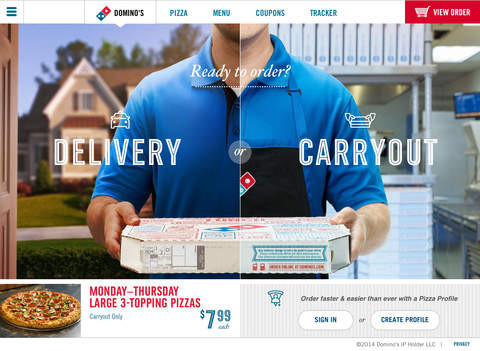 Domino's Pizza USA screenshot 6