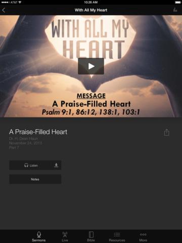 First Baptist Morristown TN screenshot 6