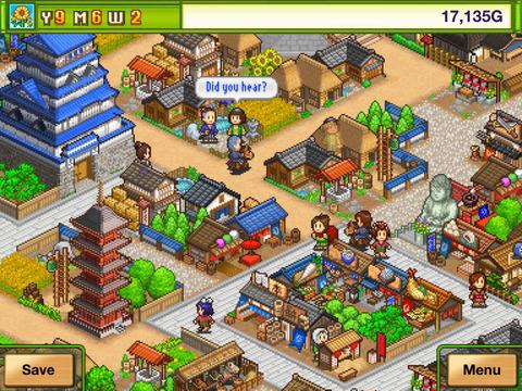Oh! Edo Towns Lite screenshot 6