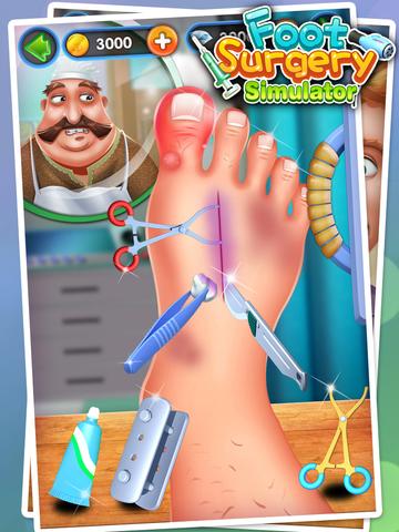 Foot Surgery Simulator - Surgeon Games screenshot 5