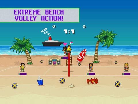 Extreme Beach Volley screenshot 7