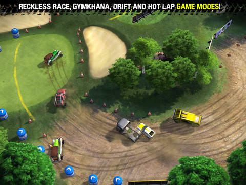 Reckless Racing 3 screenshot 6