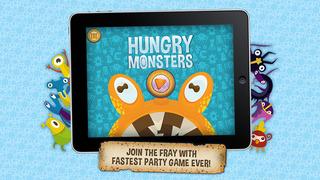 Hungry Monsters - Głodołaki screenshot 1