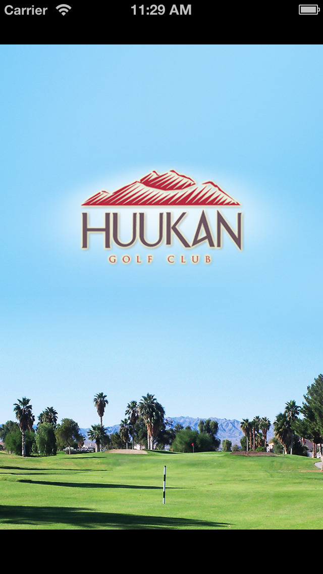 Huukan Golf Club screenshot 1