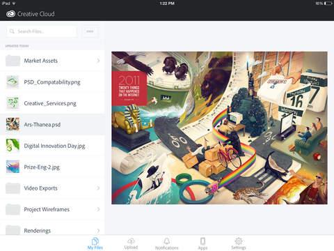 Adobe Creative Cloud screenshot 6