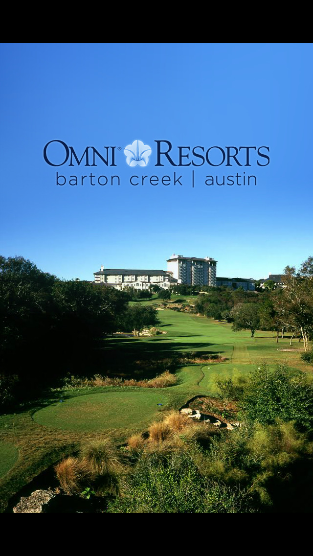 Omni Barton Creek Resort & Spa screenshot 1