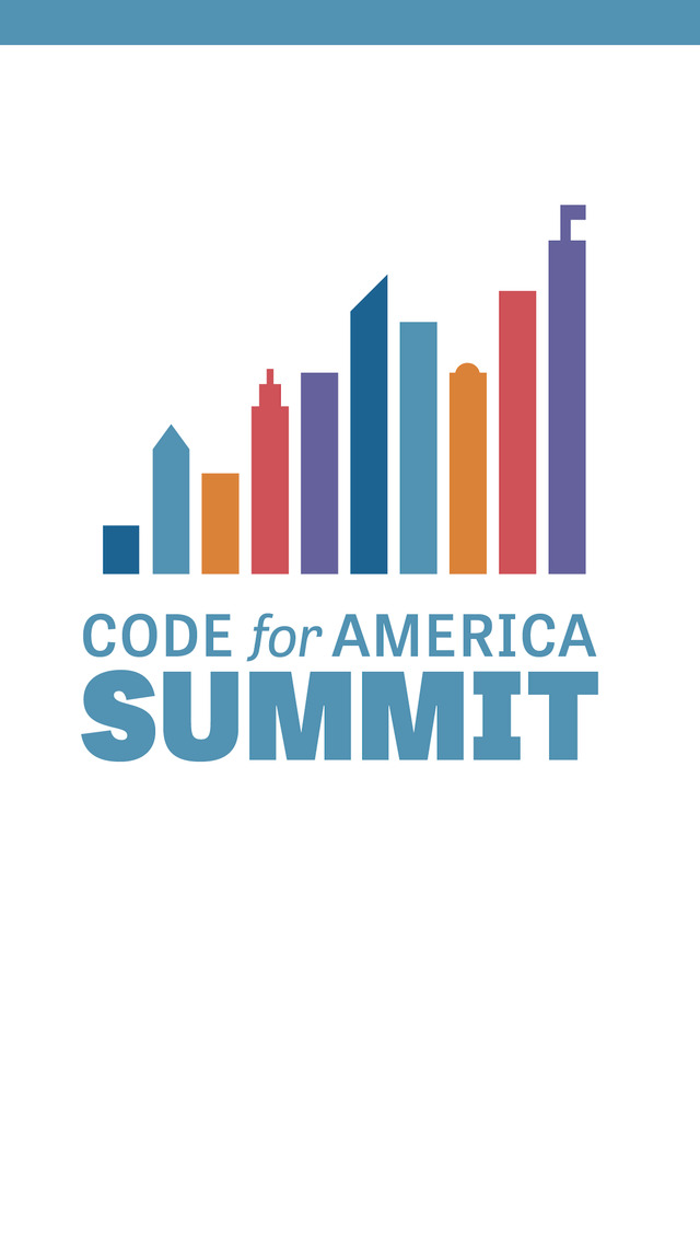 2015 Code for America Summit screenshot 1