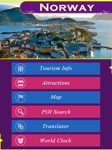 Norway Tourism screenshot 7