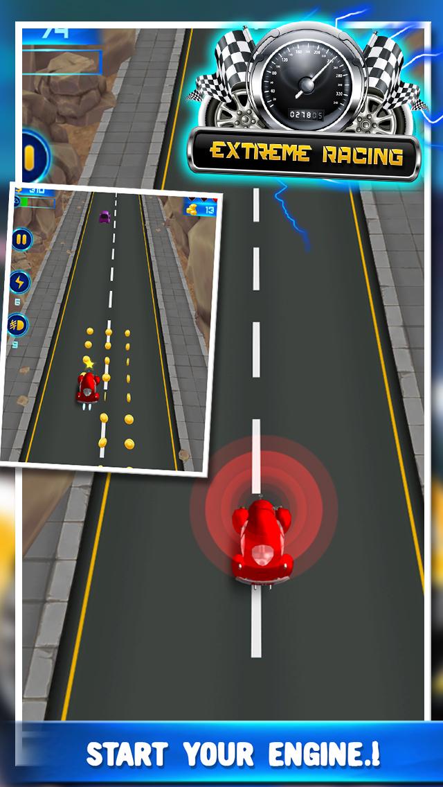 Extreme Racing screenshot 1