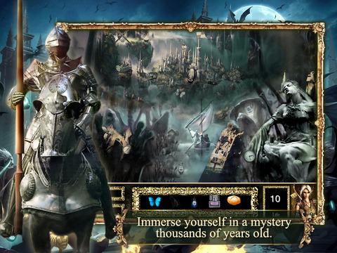 Ancient Hidden Mystery - Hidden Objects - náhled