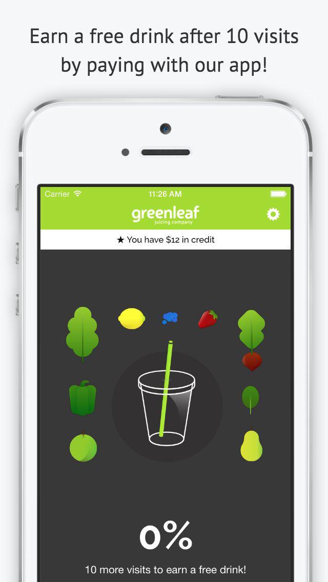 Greenleaf Rewards screenshot 1